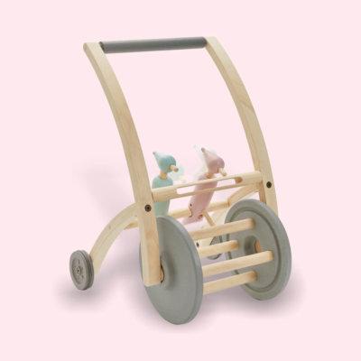 PlanToys - fakopáncs járássegítő