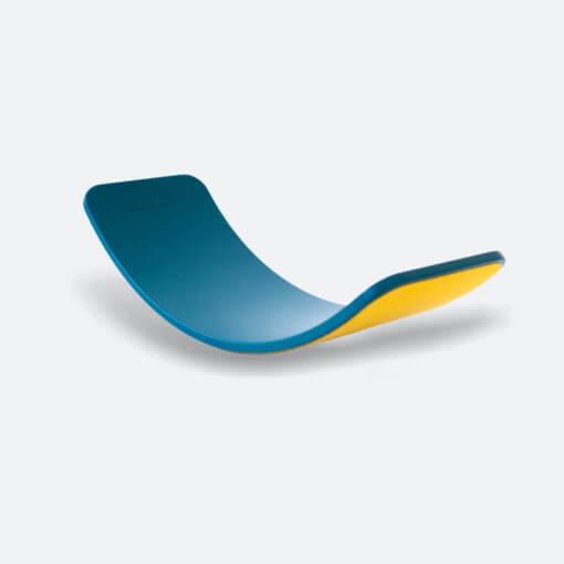 WOBBEL Egyensúlyozó deszka - Limited Edition - Tengerkék